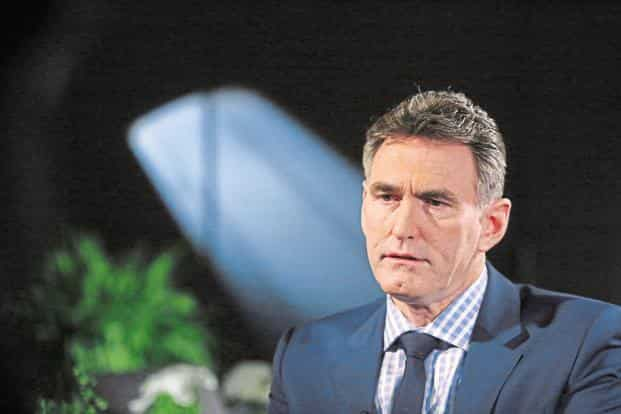 RBS chief executive Ross McEwan said last year that it was possible the state would not get its full investment back. Photo: Bloomberg