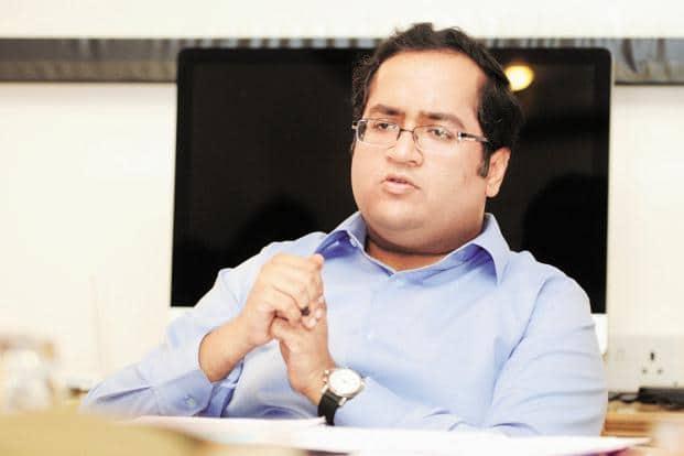 Eveready Industries managing director Amritanshu Khaitan. Photo: Indranil Bhoumik/Mint