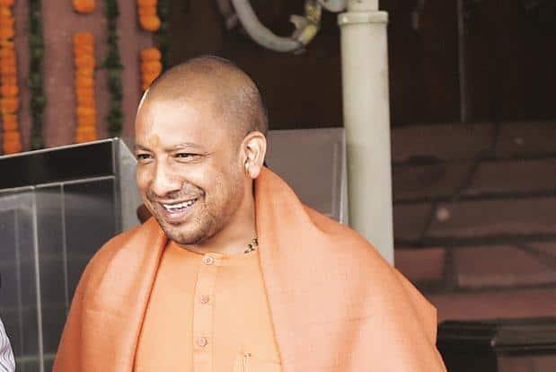 A file photo of Uttar Pradesh chief minister Yogi Adityanath. Photo: Arvind Yadav/HT