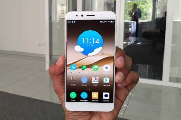 If you are looking for a phone that offers hardware-level security and doesn't miss out on other elements either, the Dual 5 is definitely worth a try.