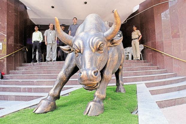 BSE Sensex fell on Wednesday. Photo: Hindustan Times