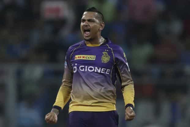 Sunil Narine is best player for KKR ever.