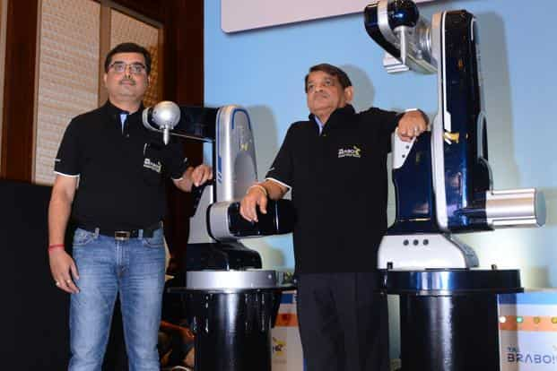 BRABO: How India got its first Made in India industrial robot