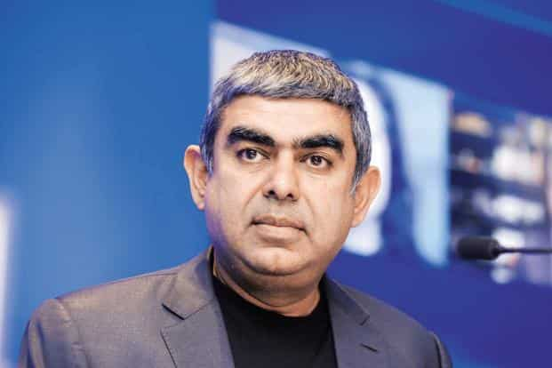 Infosys continues to be evaluated on the progress it makes in becoming a $20 billion company—a revenue target set by CEO Vishal Sikka. Photo: Abhijit Bhatlekar/Mint