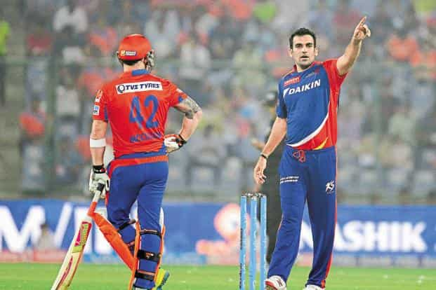 Delhi Daredevil's bowling led by skipper Zaheer Khan, Morris, Shahbaz Nadeem and Pat Cummins, besides Anderson and Amit Mishra have played a vital role in the team's success so far. Photo: AFP