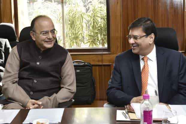 Finance minister Arun Jaitley (left) and RBI governor Urjit Patel. India's anti-incumbency may be weakening, with incumbents more likely to be rewarded for good economic stewardship in the past decade than was the case in previous years. Photo: HT