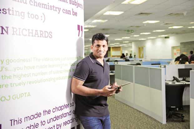 How Byju's built its brand