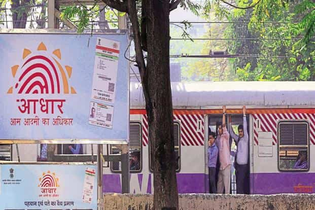 A bench comprising justices A.K. Sikri and Ashok Bhushan are hearing three pleas challenging the government's decision to make Aadhaar mandatory for filing income tax returns as well as for obtaining and retaining PAN. Photo: Hindustan Times