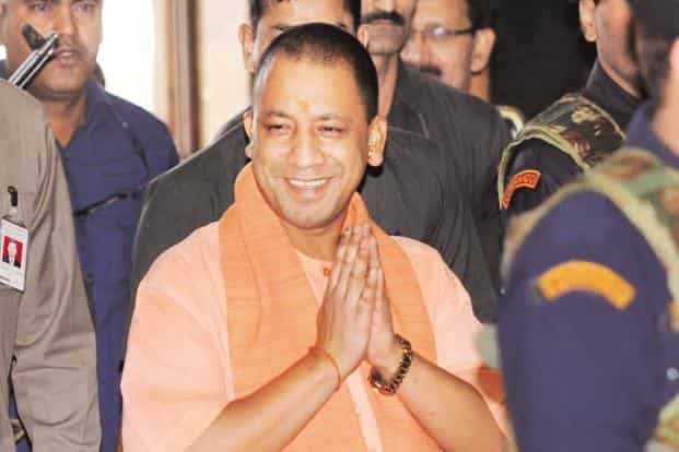 UP minister Dharampal Sigh contrasted Yogi Adityanath with former UP CM Akhilesh Yadav, saying the latter had done nothing for farmers. Photo: Subhankar Chakraborty/TH