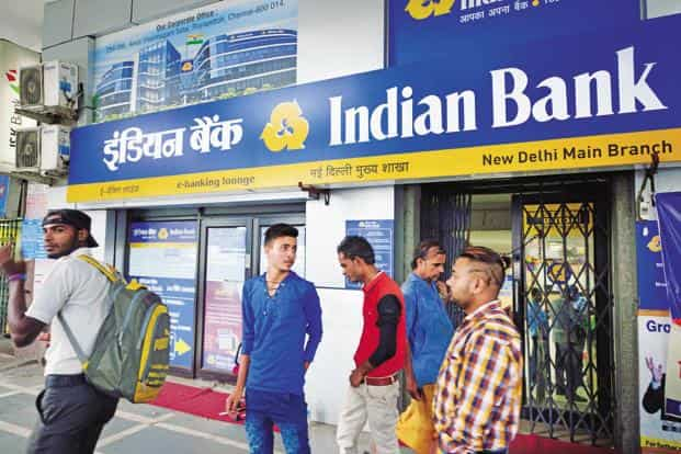 The bank's stock closed 0.49 per cent up at Rs320 on the BSE. Photo: Pradeep Gaur/Mint