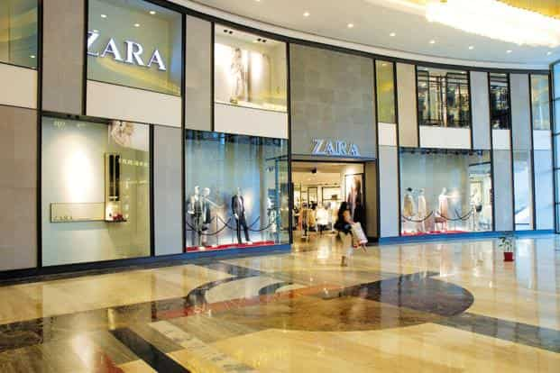 Zara opens largest store in Mumbai, to launch online portal