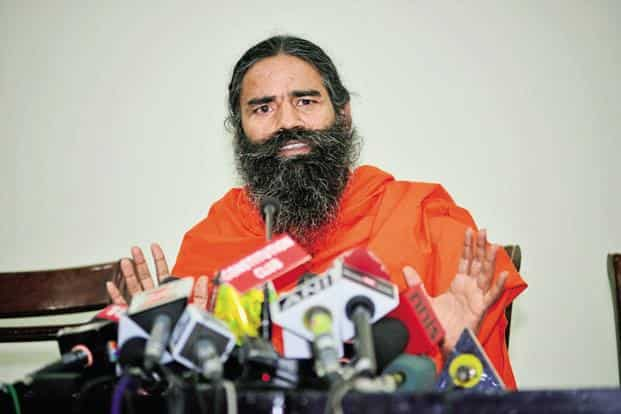 Ramdev is hoping Patanjali Ayurved can replicate the success its had in the consumer products space, where it has some 500 offerings spanning food, nutrition, and beauty and personal care. Photo: Pradeep Gaur/Mint