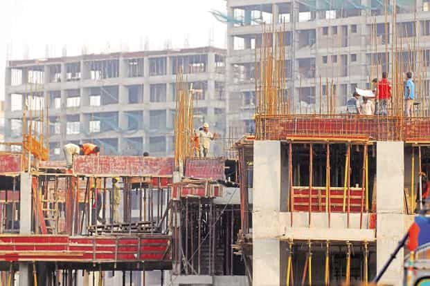 PSP Projects offers a range of construction and allied services across industrial, institutional, government and residential projects. Photo: Indranil Bhoumik/Mint