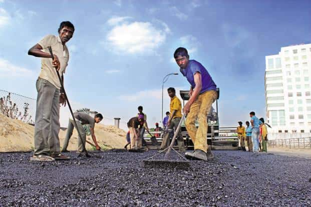 The credit ratings assume importance, given the requirement of around Rs39 trillion to build urban infrastructure such as roads and water supply and waste management systems over the next 20 years. Photo: Mint