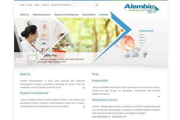 Alembic Pharma has a total of 56 ANDA approvals from the US health regulator
