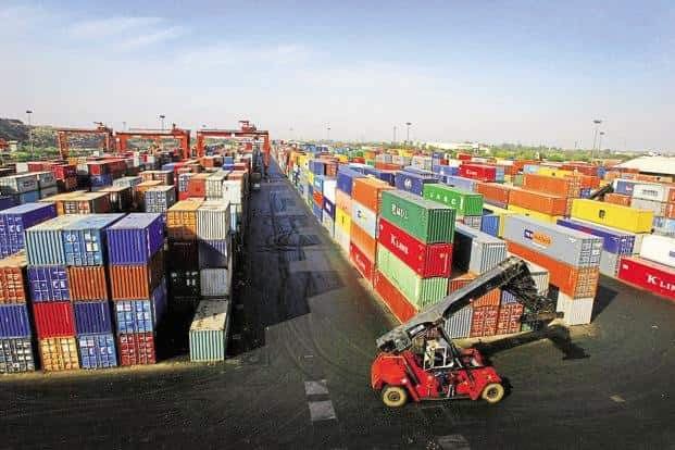 Three different sets of macro-economic data—the number (and value) of industrial projects being set up in the country, foreign direct investments (FDI) and merchandise exports—seem to point to a pick-up in industrial activity . Photo: Bloomberg