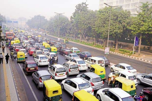 Individual vehicle ownership, especially of internal combustion engine vehicles, will enter a vicious cycle of increasing costs, decreasing convenience and diminishing quality of service. Photo: Ramesh Pathania/Mint