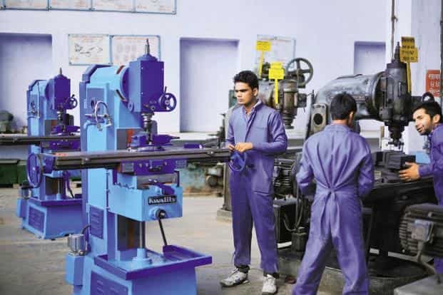 NSDC was mandated to train 150 million people as part of the National Skill Development Policy 2009, which set out a target of providing job skills to as many as 500 million by 2022. Photo: Pradeep Gaur/Mint