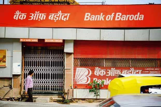 Bank of Baroda's total income rose to Rs12,852 crore in the March quarter from Rs12,789 crore in the year ago period. Photo: Mint
