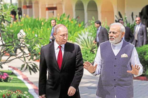 Ties between Russia and India are beginning to show early signs of rigor mortis. Photo: Reuters