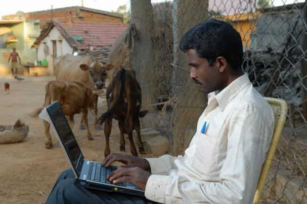 Digital tools and technology enable access to public goods such as education, schemes, entitlements, information about one's rights or vocations, and telemedicine services, among others. Photo: Hemant Mishra/Mint