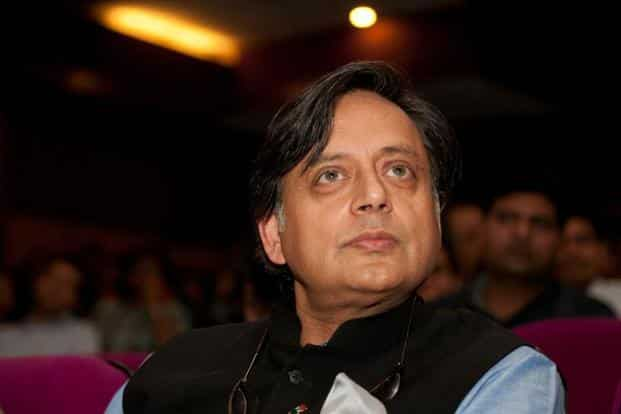 Shashi Tharoor has also sought damages and compensation of Rs 2 crore. Photo: Priyanka Parashar/HT