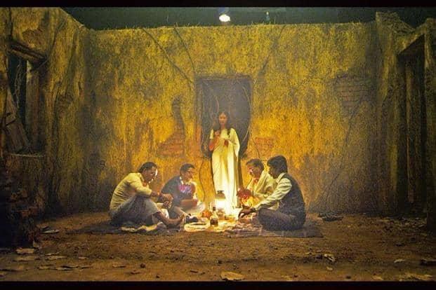 A still from Bikas Mishra's 'Pagla Ghoda'.