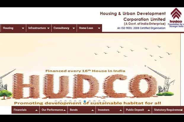 HUDCO's total income also fell to Rs906.85 crore for January- March quarter from Rs992.52 crore in the year-ago period.