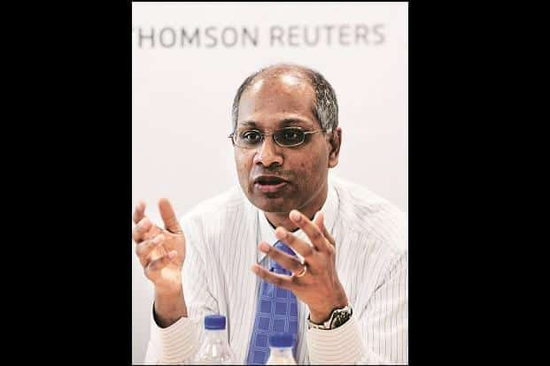 Rostow Ravanan, co-founder and chief executive, Mindtree Ltd. Photo: Reuters