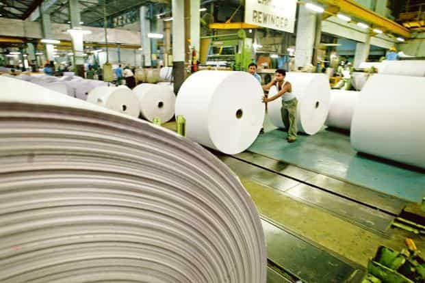 Banks have invoked strategic debt restructuring (SDR) norms on Ballarpur Industries due to its bad loans worth Rs6,000 crore. Photo: Bloomberg