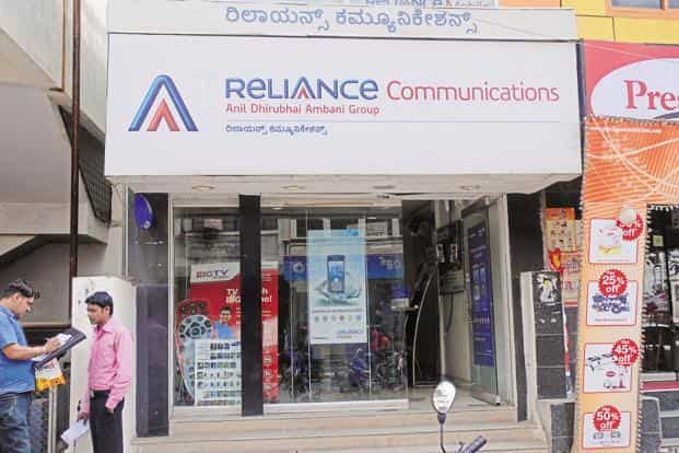 Credit rating agency Icra Ltd has downgraded the debt of Reliance Communications to default status. Photo: Mint