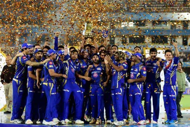 The IPL 10 final between Rising Pune Supergiants and Mumbai Indians garnered 39.4 million impressions, down from 44.68 million (between Royal Challengers Bangalore and Sunrisers Hyderabad) last year. Photo: PTI