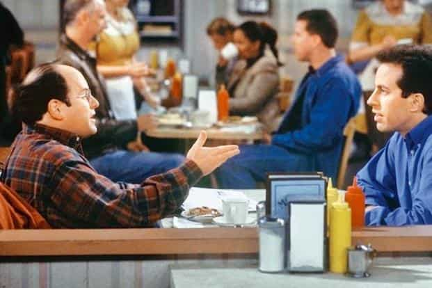 e42d1ab0 ... Created by Larry David and Jerry Seinfeld, 'Seinfeld' threw the  television rulebook out