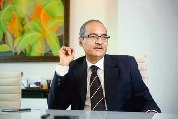 Seshagiri Rao, CFO JSW Group, said the firm is on a diversification drive beyond manufacturing and is 'examining and evaluating various opportunities' in the non-banking financial space. Photo: Abhijit Bhatlekar/ Mint