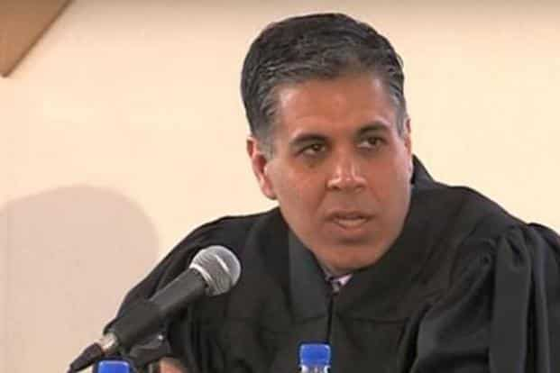 A You Tube video grab. Before his appointment to the Court of Appeals, Justice Amul Thapar served on the District Court for the Eastern District of Kentucky.
