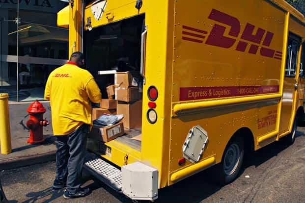 DHL Supply Chain India says its sales have grown at about 30% annually over the past five years, double its estimate of the contract-logistics industry average, and the company expects to maintain its brisk pace. Photo: Bloomberg