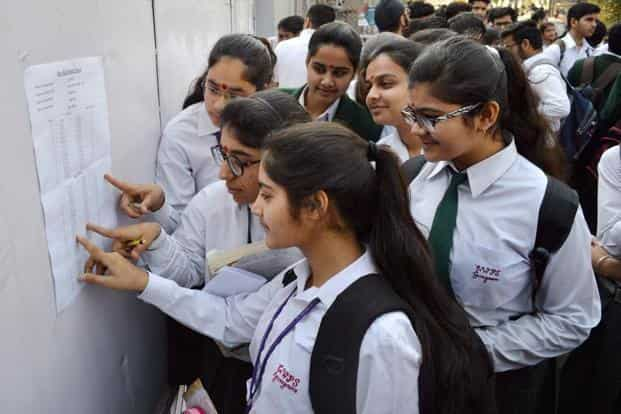 Nearly 10.99 lakh students appeared for the Rajatshan Board class 10th examination 2017. Photo: PTI