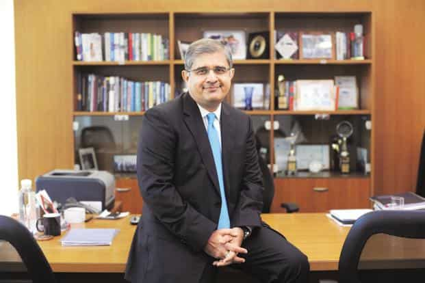 Amitabh Chaudhry, managing director and chief executive, HDFC Standard Life Insurance Co. HDFC Standard Life's merger with Max Life would have created the second largest life insurance firm in India, second only to LIC. Photo: Mint