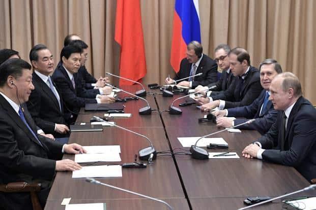 The SCO comprises of China, Kazakhstan, Kyrgyzstan, Russia, Tajikistan and Uzbekistan as full members. Photo: Reuters