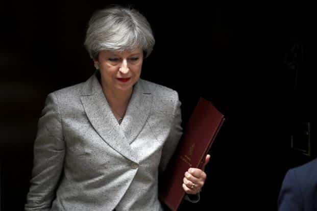 The uncertainty over the future status of UK nationals working in other EU countries has increased after PM Theresa May's election debacle. Photo: Stefan Wermuth/Reuters