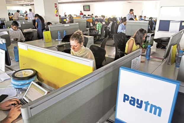 A file photo. Paytm Mall is also planning to launch door-step delivery from local stores in few months. Photo: Bloomberg