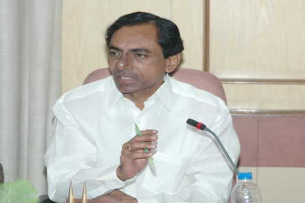 Telangana CM K. Chandrasekhar Rao also cited massive infrastructure programmes like the Mission Bhagiratha drinking water project and other irrigation works taken up by the state will be affected by the new proposed GST rates. File photo: Mint