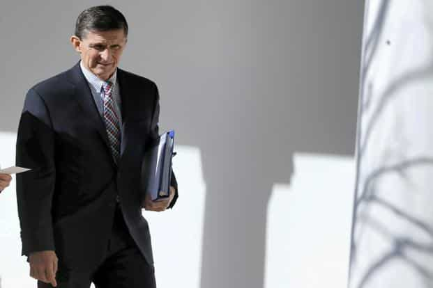 The FBI has been investigating whether Michael Flynn's consulting firm lobbied on behalf of Turkey. Photo: Reuters