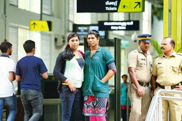 Kochi Metro hired  23 transgenders for work ranging from ticketing to maintenance.