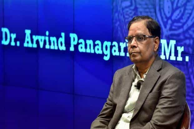 Panagariya's comments come at a time the government, RBI, and banks are working on resolving the Rs10 trillion worth of stressed loans that are clogging the Indian banking system. Photo: PTI