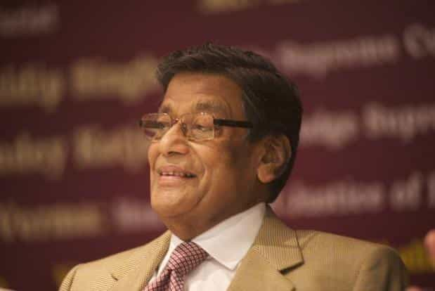 KK Venugopal, the new attorney general of India.