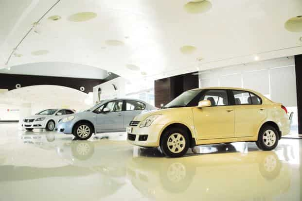 In a separate statement Maruti Suzuki said it has passed on the entire benefit of GST rates on vehicles to its customers. Photo: Mint