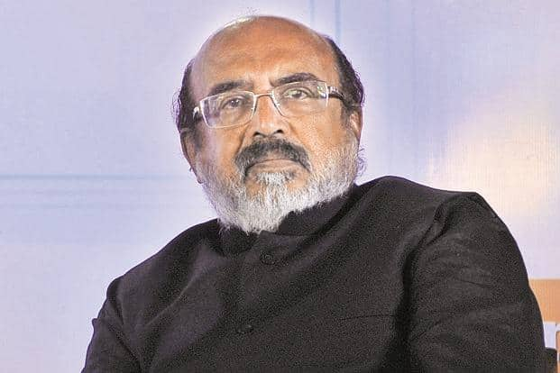 Kerala finance minister Thomas Isaac. Photo: HT