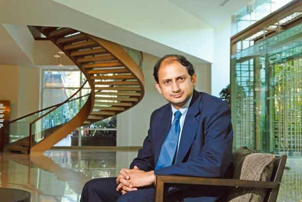 RBI deputy governor Viral Acharya says setting up the public credit registry for bank loans is the need of the hour. Photo: Hemant Mishra/Mint