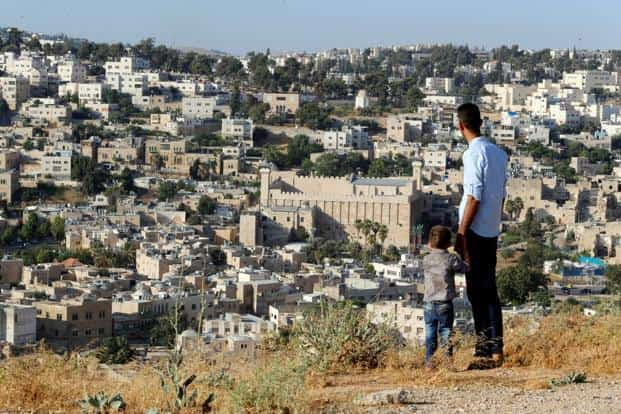 Brought by the Palestinians, the resolution declared Hebron's Old City to be an area of outstanding universal value. Photo: Reuters